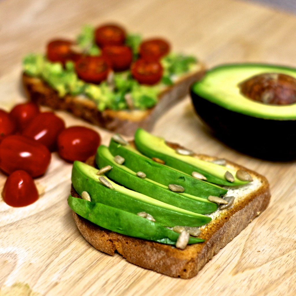 Simply Avocado Toast