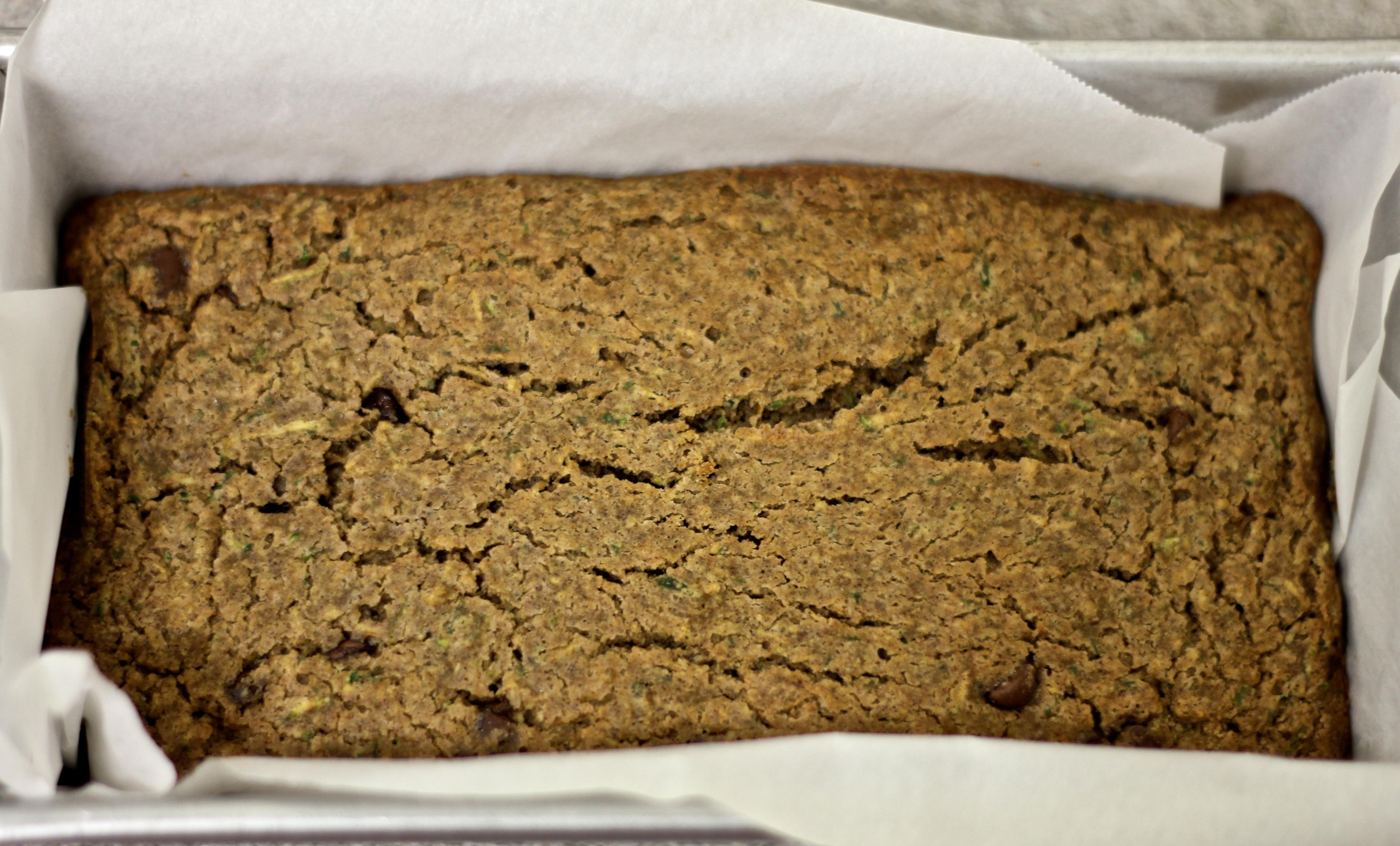 Chip Zucchini Bread
