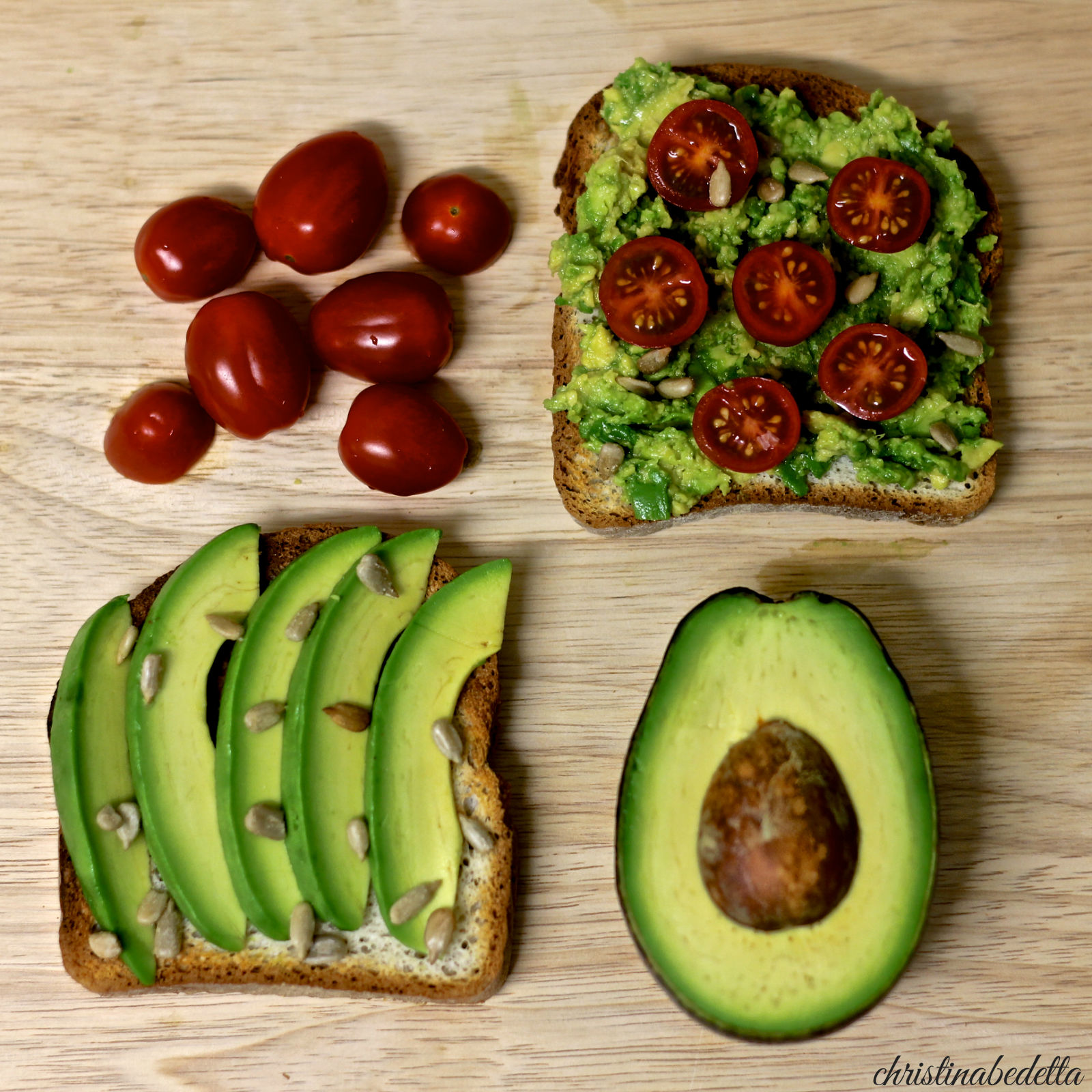 Simply Avocado Toast and Its Many Variations