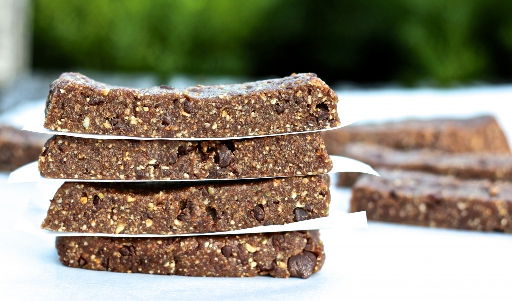 3-ingredient energy bars