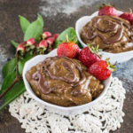 Vegan Chocolate Avocado Mousse