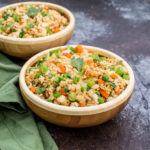 Simple Veggie Fried Rice